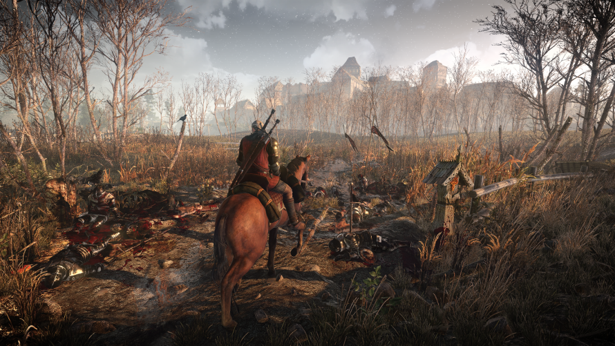The Witcher 3: Wild Hunt – La map ingame révélée