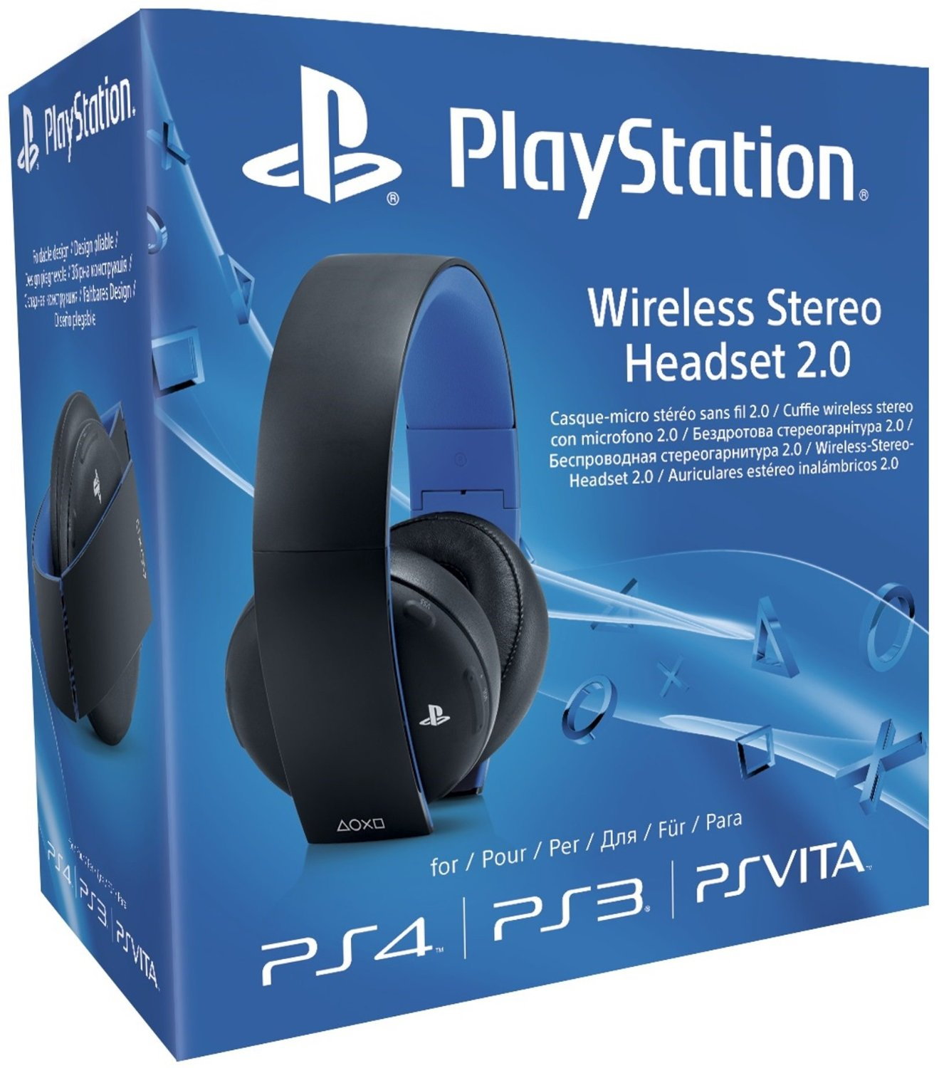 playstation gold wireless headset for playstation 3 gamestop autos post. Black Bedroom Furniture Sets. Home Design Ideas