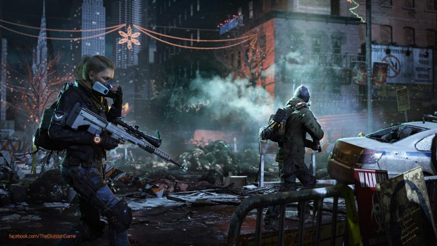 The Division : Session de questions / réponses