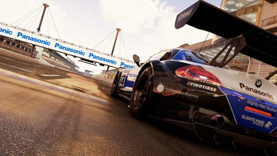 Project CARS : du gameplay capturé sur PS4