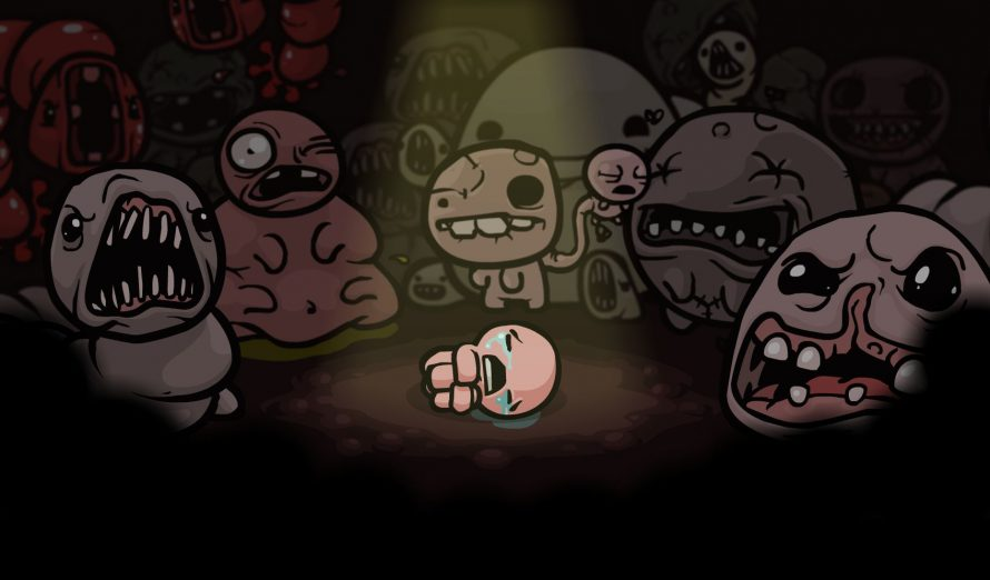 The Binding of Isaac: Rebirth est maintenant disponible sur iOS
