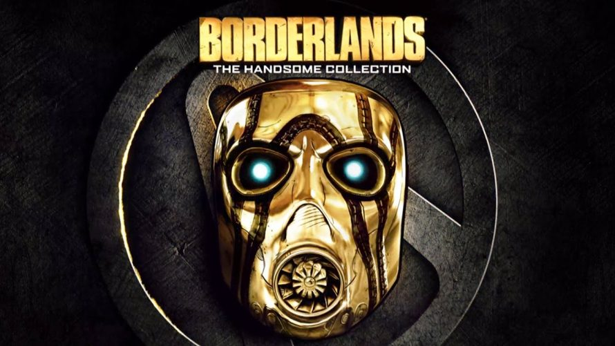 Test Borderlands: The Handsome Collection