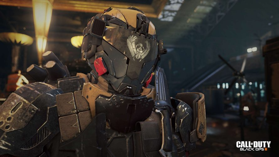 Call of Duty: Black Ops 3 – Plus d'images et la jaquette