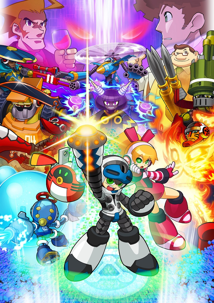 Deep Silver et Comcept annoncent Mighty No. 9
