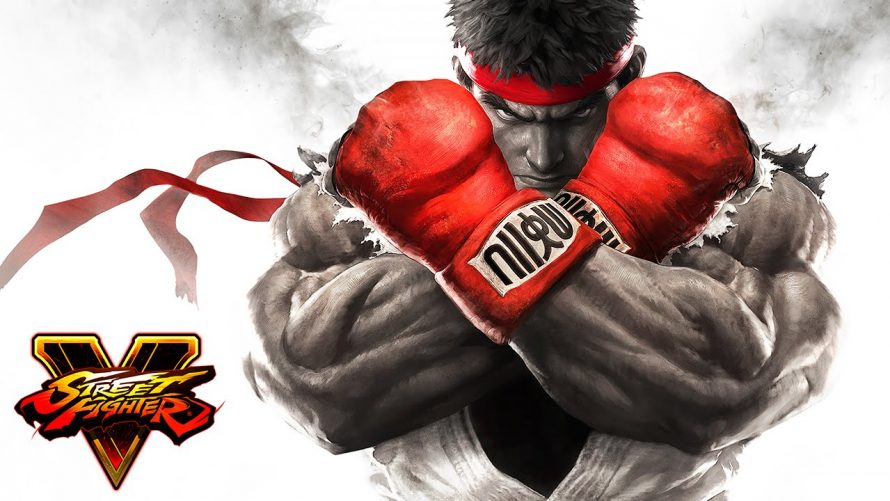 Street Fighter V : Un trailer en images de synthèse