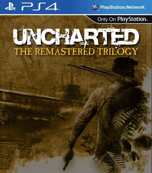 Uncharted trilogy HD PS4