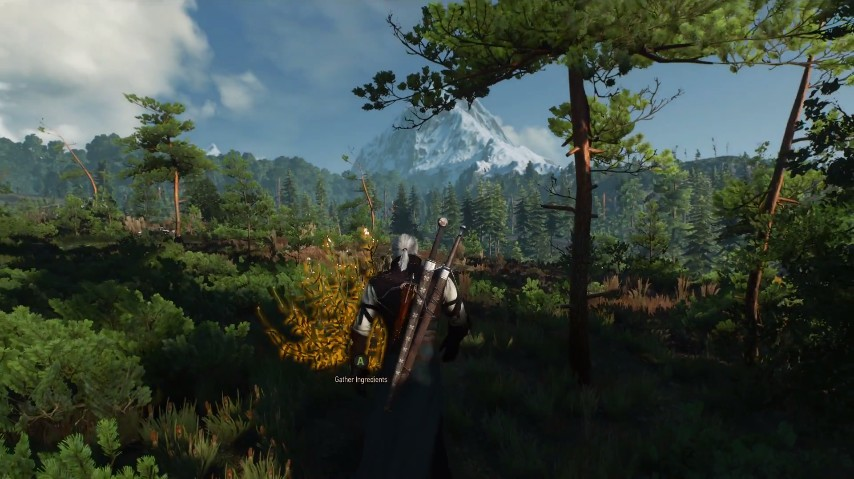 Un trailer de gameplay pour The Witcher 3: Wild Hunt