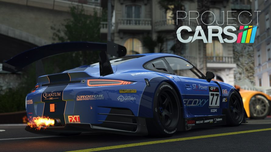 Project Cars 2 sortira durant l'automne 2017