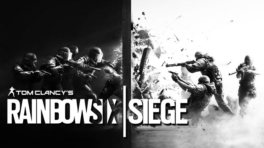 Rainbow Six Siege disponible le 13 octobre 2015