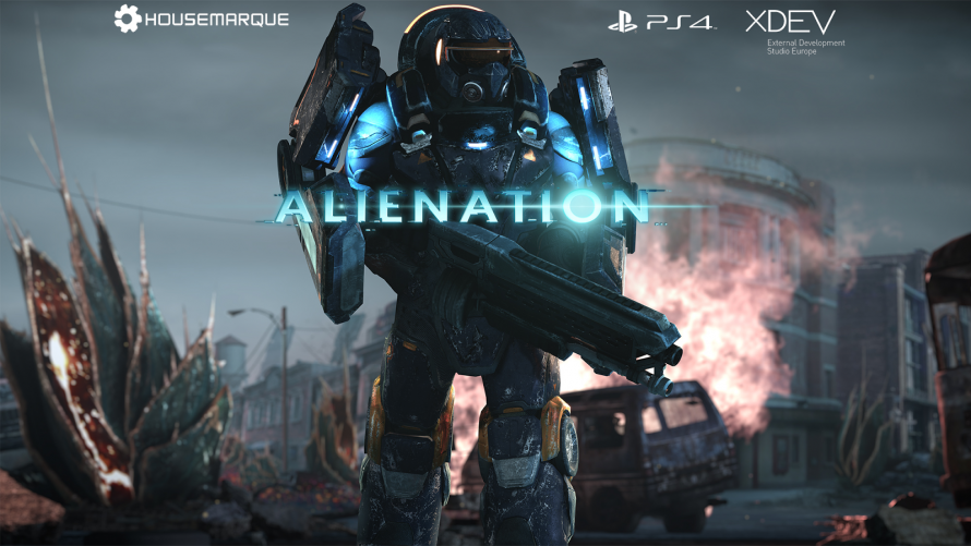 TEST Alienation sur PS4