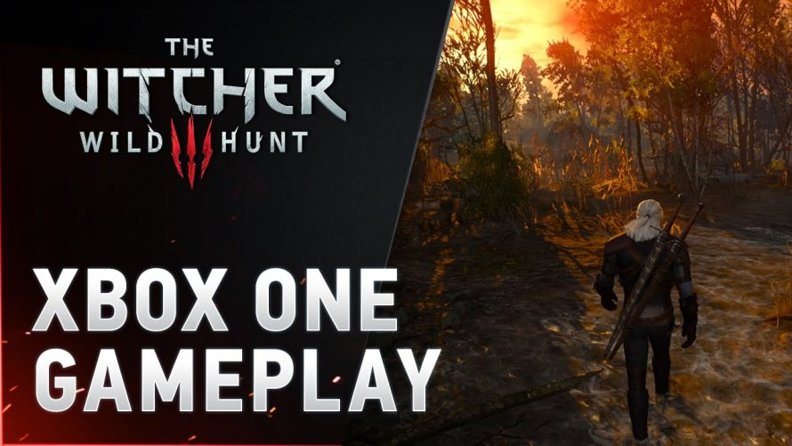 The Witcher 3 : La résolution de la version Xbox One en vidéo