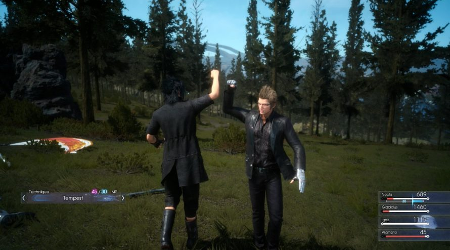 Final Fantasy XV: Episode Duscae –  La version 2.0 disponible la semaine prochaine