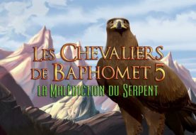 Test Les Chevaliers de Baphomet 5 - La Malédiction du Serpent sur PS4