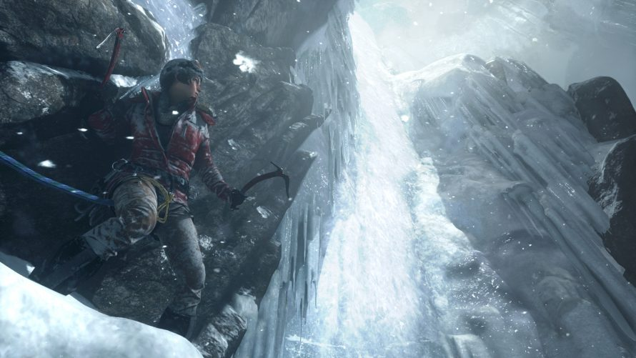 15 minutes de gameplay pour Rise of the Tomb Raider