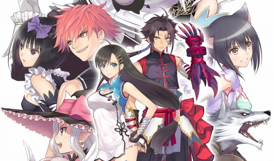 Blade Arcus from Shining arrive sur PS4 et PS3