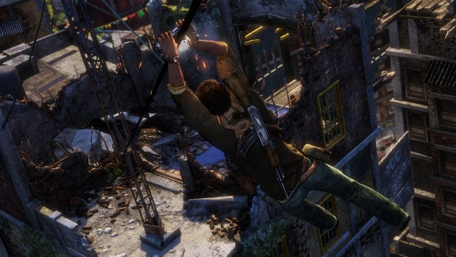 Uncharted The Nathan Drake Collection : des images d'Uncharted 2