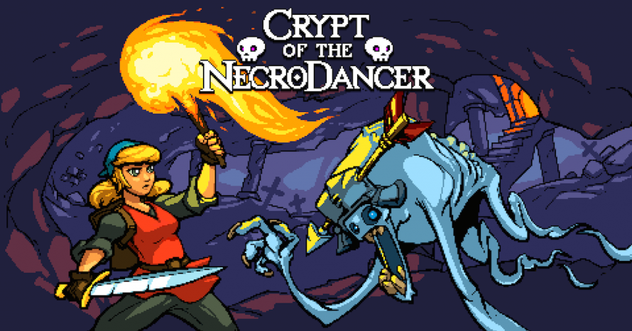 Test Crypt of the NecroDancer sur PS4