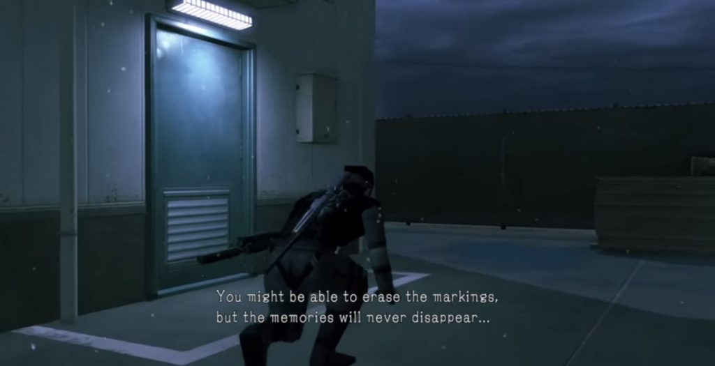 MGS V Ground zeroes