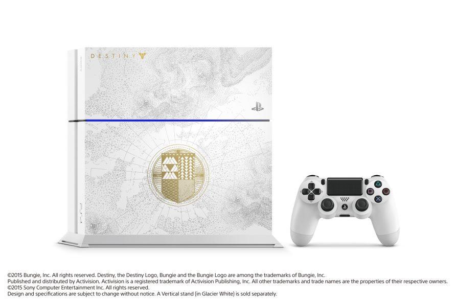 La PS4 édition limitée Destiny sera le nouveau modèle CUH-1200