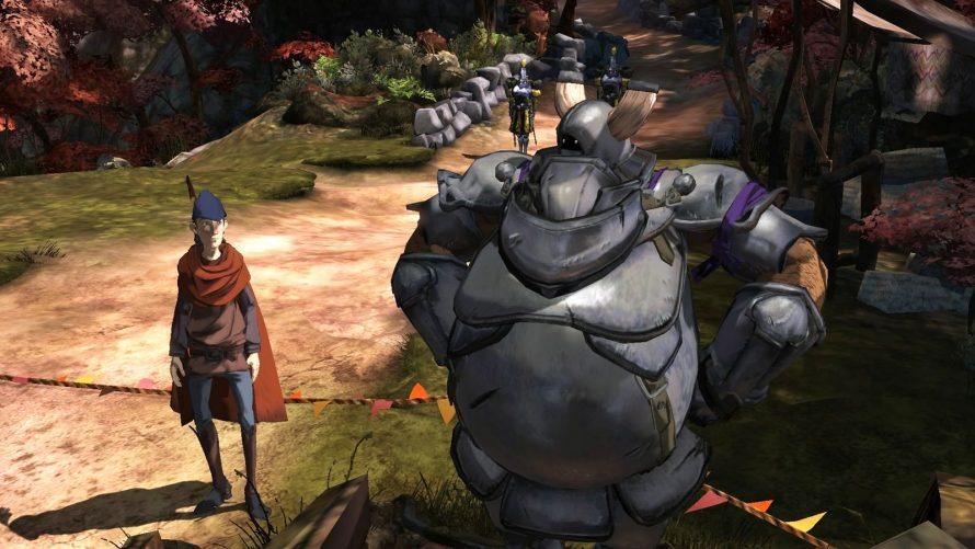 King's Quest: A Knight To Remember – Trailer de lancement