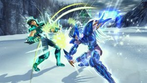 Saint Seiya Soldiers' Soul PS4 France