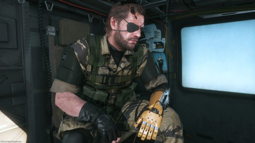 MGS 5: The Phantom Pain – le comparatif PS4, PS3, Xbox One, Xbox 360 et PC