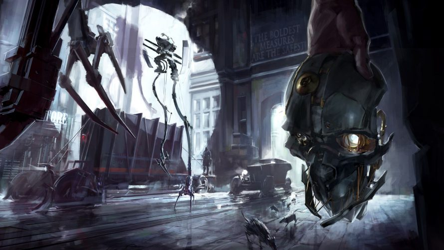 Dishonored Definitive Edition – Trailer de lancement