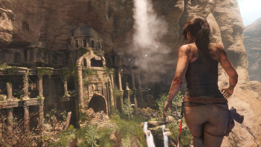 Rise of the Tomb Raider : 13 minutes de gameplay