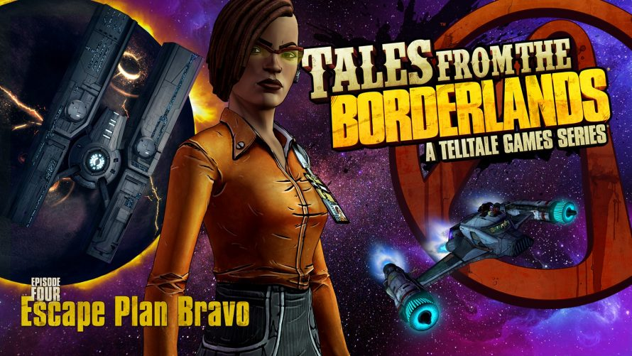 Test Tales from the Borderlands : Episode 4 – Escape Plan Bravo
