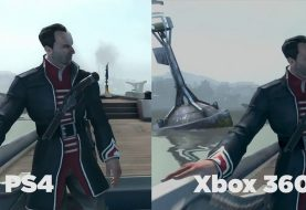 Dishonored Definitive Edition : Le comparatif PS4 / Xbox 360