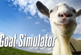 Test Goat Simulator sur PS4
