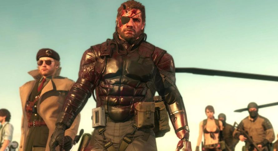 Metal Gear Solid V : le trailer de lancement
