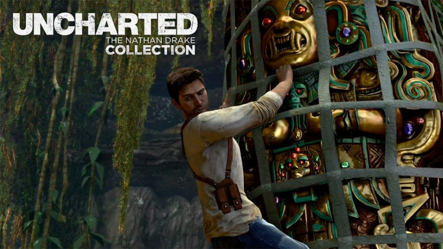 Un trailer pour Uncharted Collection et les dates de la bêta Uncharted 4