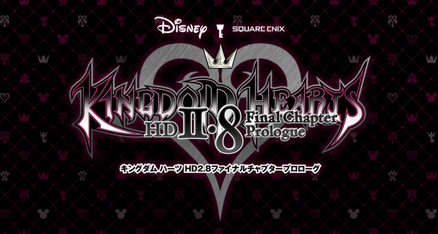 [TGS 2015] Square Enix annonce Kingdom Hearts HD 2.8 Final Chapter Prologue