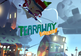 Test Tearaway Unfolded sur PS4