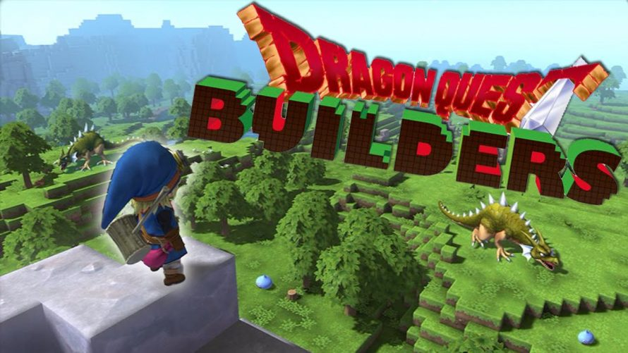 90 minutes de gameplay pour Dragon Quest Builders sur PS4