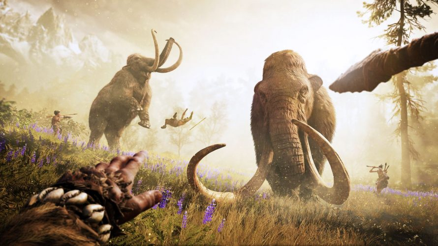 9 minutes de gameplay pour Far Cry Primal