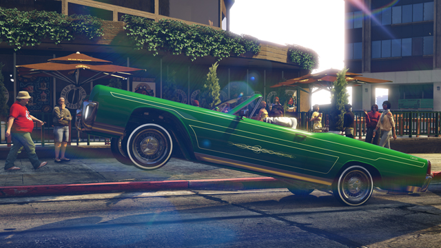 GTA V Lowriders 5