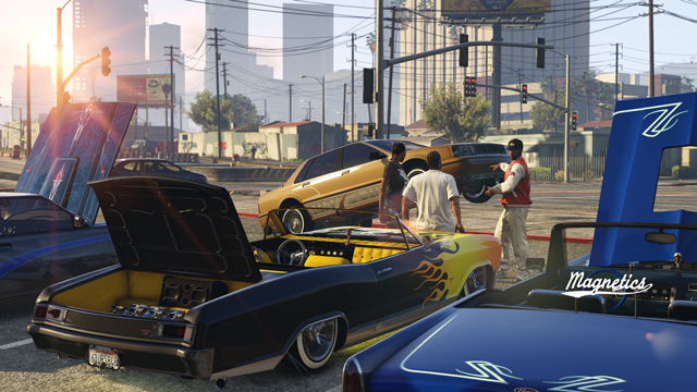 GTA V Lowriders 6