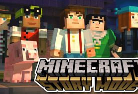 Les premiers tests de Minecraft Story Mode