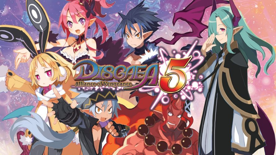 Test Disgaea 5: Alliance of Vengeance sur PS4