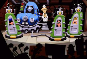 Un trophée Platine pour Day of the Tentacle Remastered