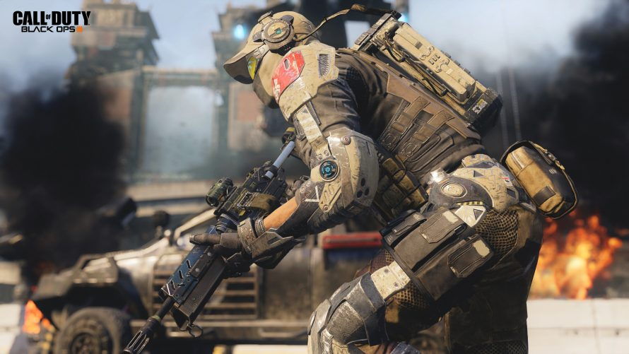 Un weekend double XP pour les armes de CoD: Black Ops 3