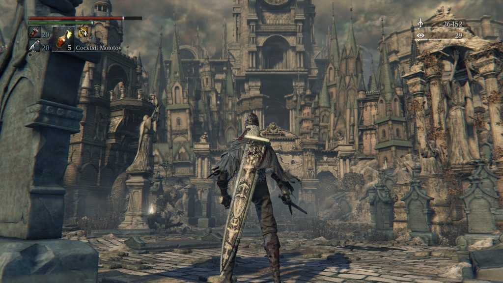 Bloodborne The Old Hunters 5