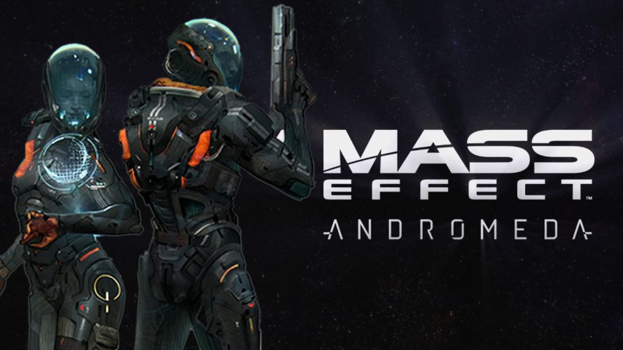 Une version de Mass Effect: Andromeda jouable chez Bioware