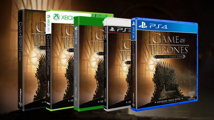 Game of Thrones : La version boite disponible le 20 novembre
