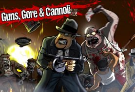 Test Guns, Gore & Cannoli sur PS4