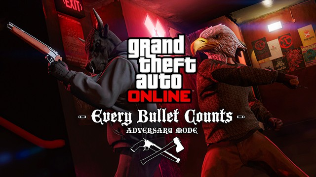 GTA 5 Online Every Bullet Counts