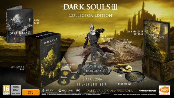 dark souls 3 collector