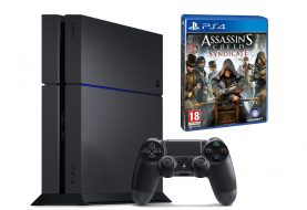 Bon Plan | La PS4 500Go + Assassin's Creed Syndicate à 299€